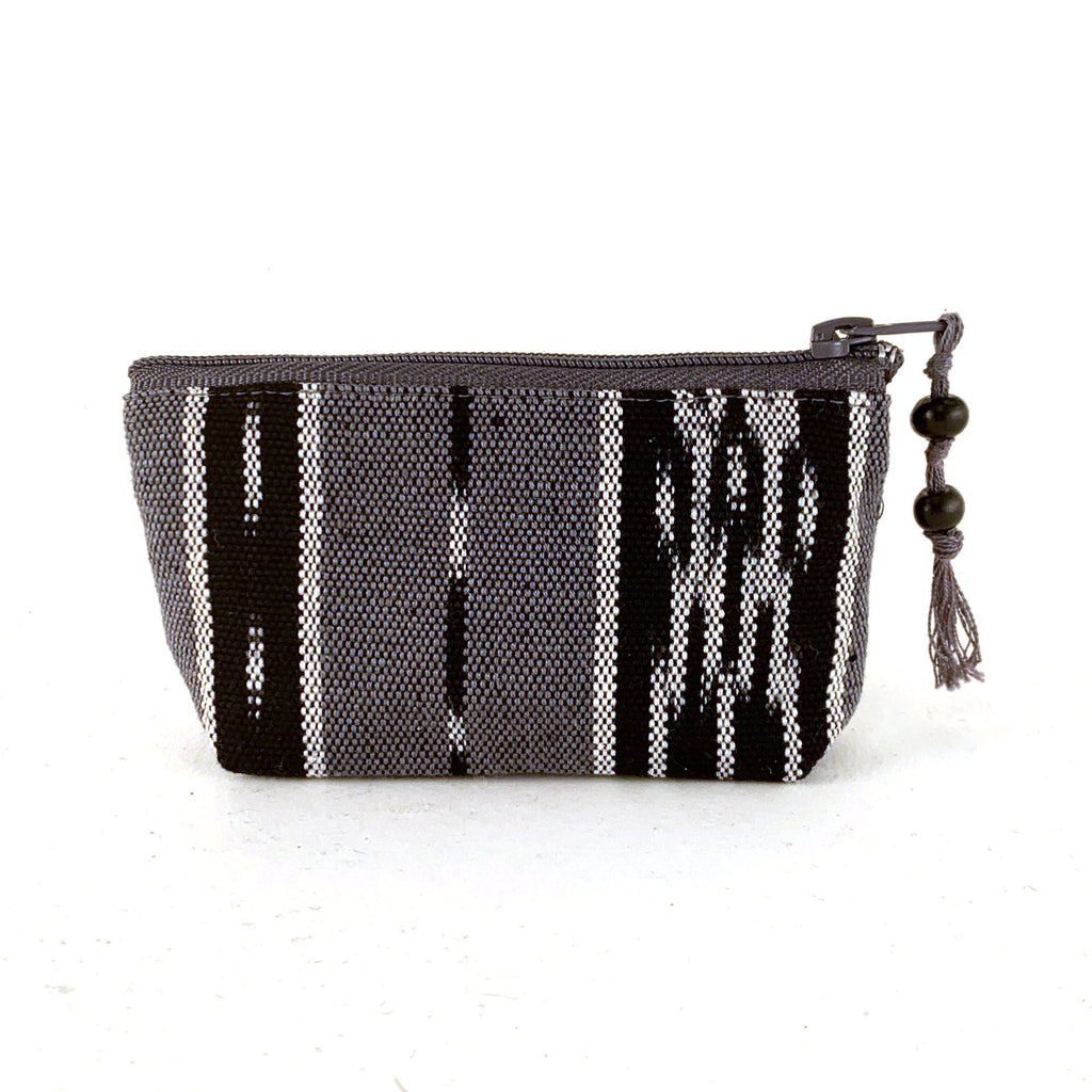 handwoven jaspe coin purse | Mayan Hands