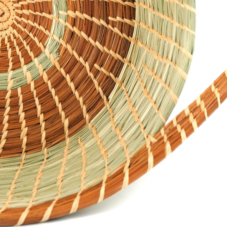 detail of Mayra Basket