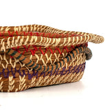 side view Butterfly Basket