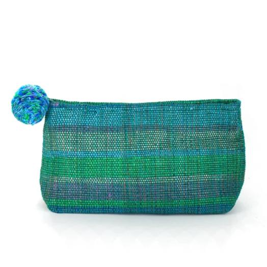 Recycled Plastic Cosmetic Bag