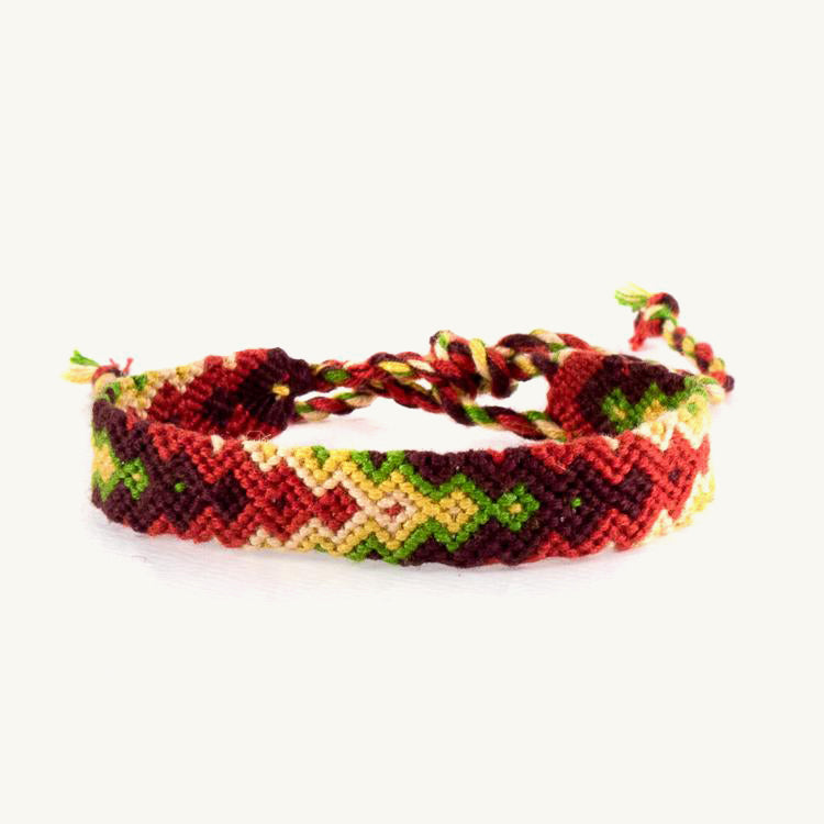 autumn arrow bracelet