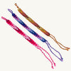 mayan hands arrow friendship bracelets