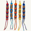 Geo Friendship Bracelet - assorted | Mayan Hands