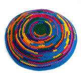 space-dyed fair trade kippah