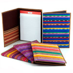 Colorful Notebook Portfolio assorted