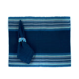 Indigo Blue Placemat with Napkin