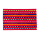 Handwoven Red Solola Placemat