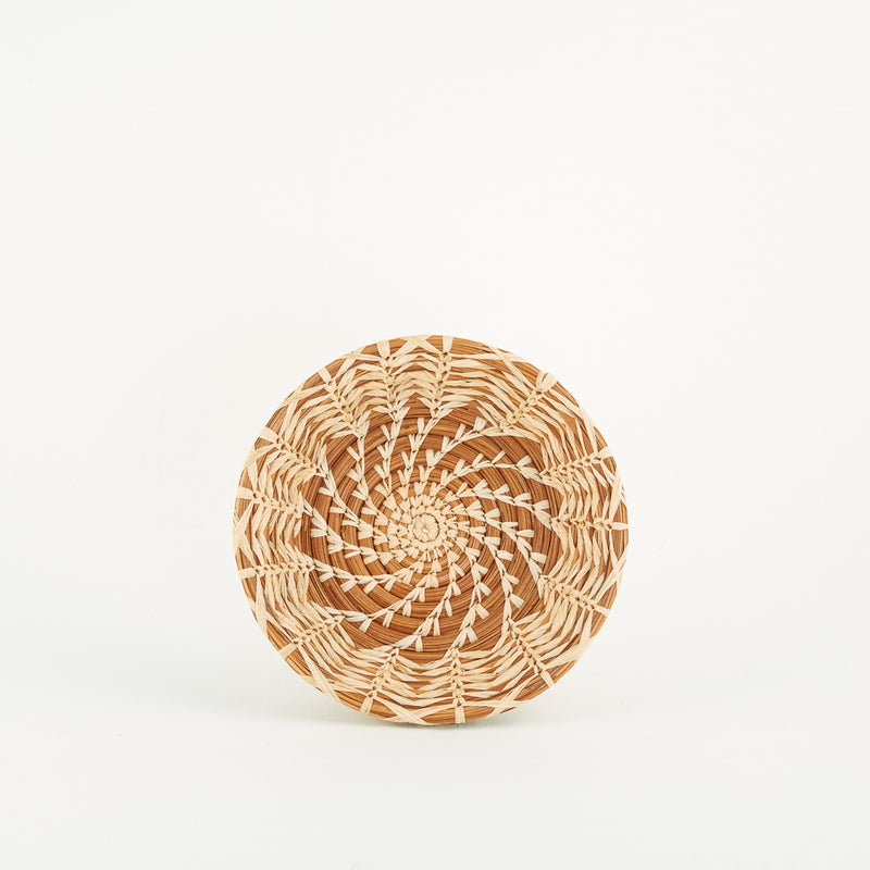 Catarina pine needle basket