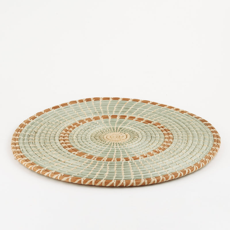 Wild Grass and Pine Needle Placemat or Charger