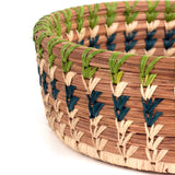 Marisol Pine Needle Basket - detail | Mayan Hands