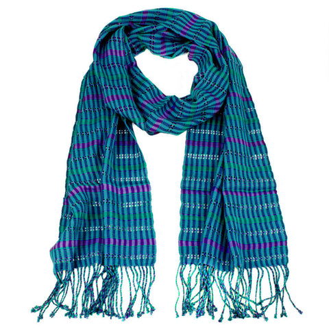 Mayan Moonlight Scarf