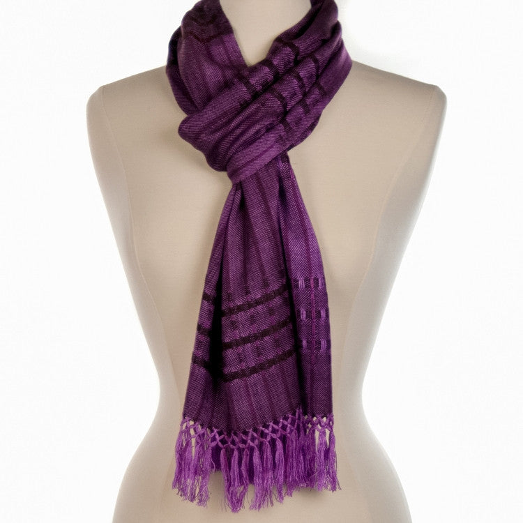 Lucia Scarf - purple