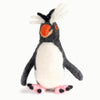 Felted Wool Rockhopper Penguin