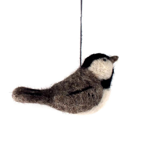 Felted Wool Sloth