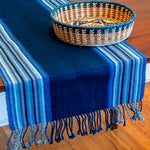 Indigo & Blues Table Runner