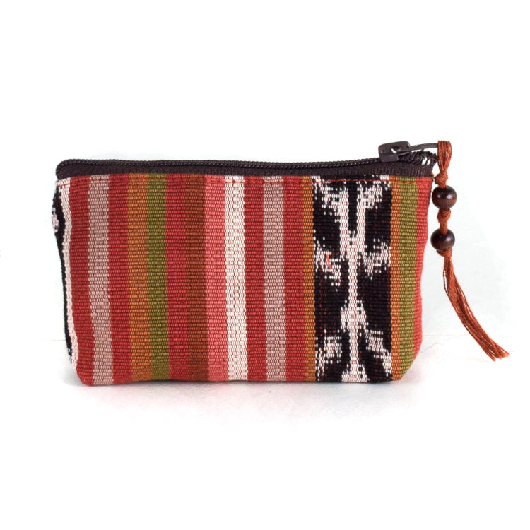 earthtone jaspe coin purse