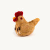 Felted Wool Hen