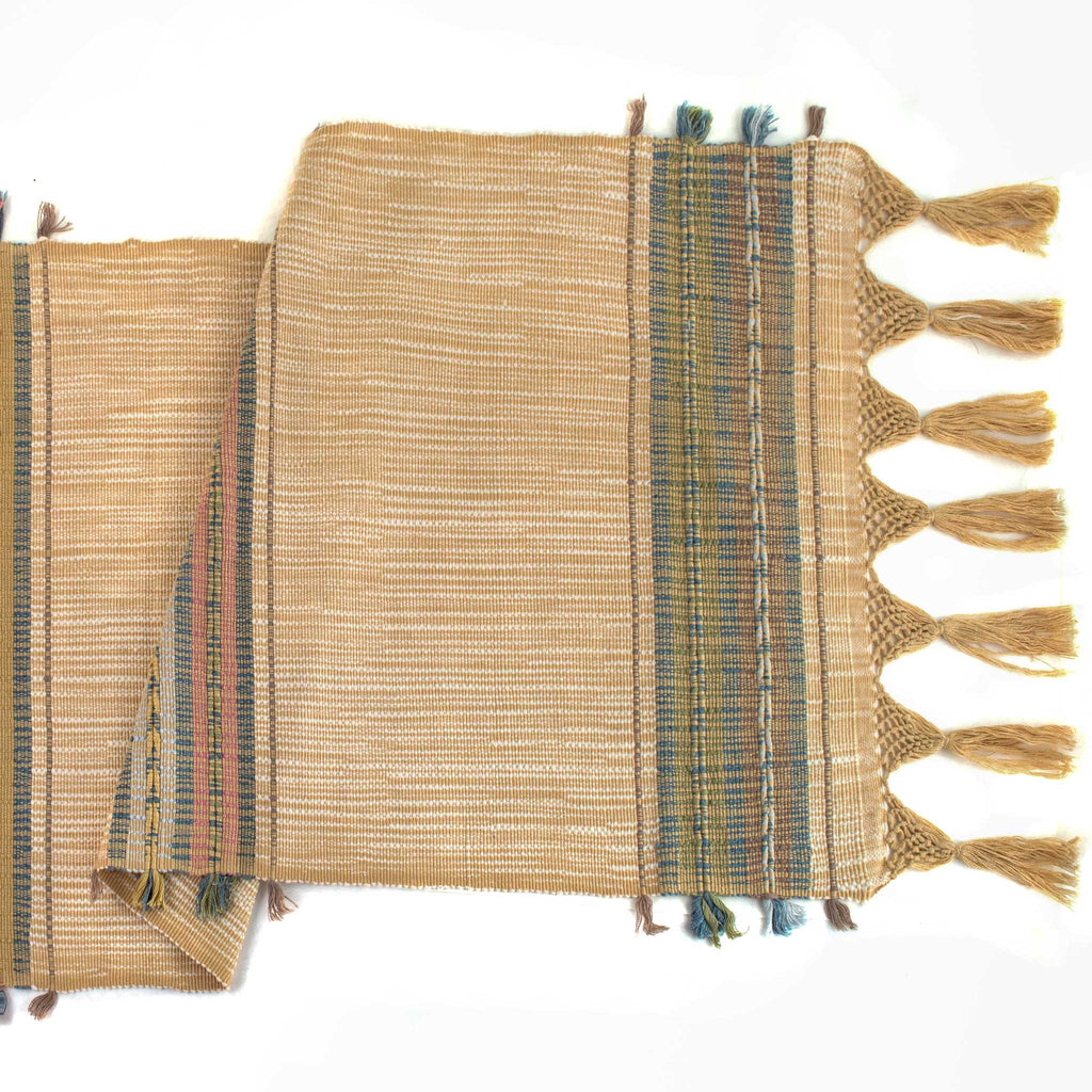 Handwoven Arrow Table Runner