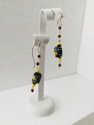 Coo Coo Dangle Earrings