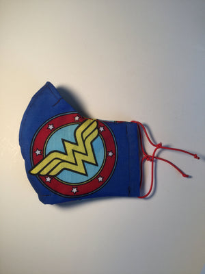 Face Mask - Wonder Woman