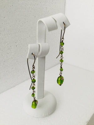 Breezy Dangle Earrings
