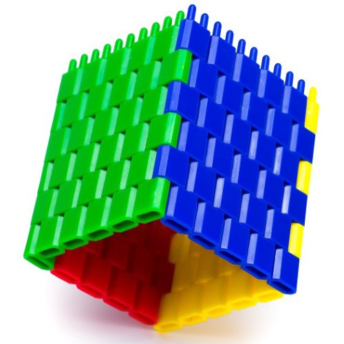 Pinblock_Ceative_Building_Block_Toy_3D_Model_cube