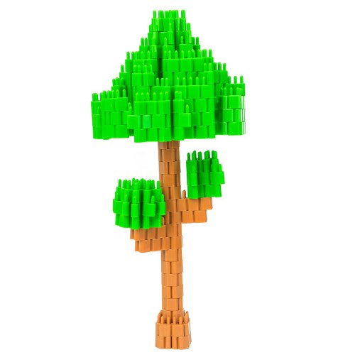 Pinblock_Ceative_Building_Block_Toy_3D_Model_tree