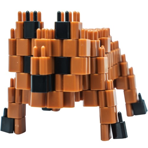 Pinblock_Ceative_Building_Block_Toy_3D_Model_bear