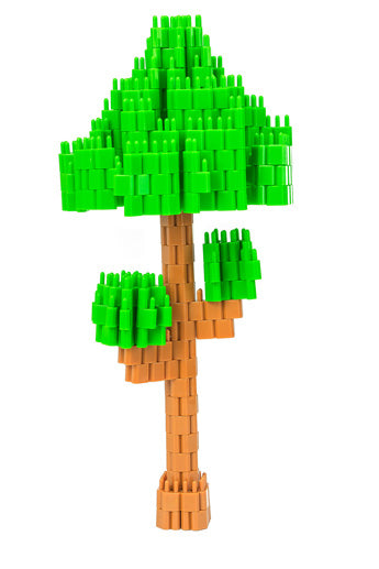 Tree Pinblock 3D Models