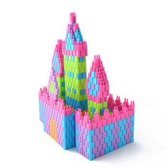 Castle Pinblock 3D Models