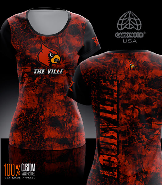 2. University of Louisville Ladies Shirt