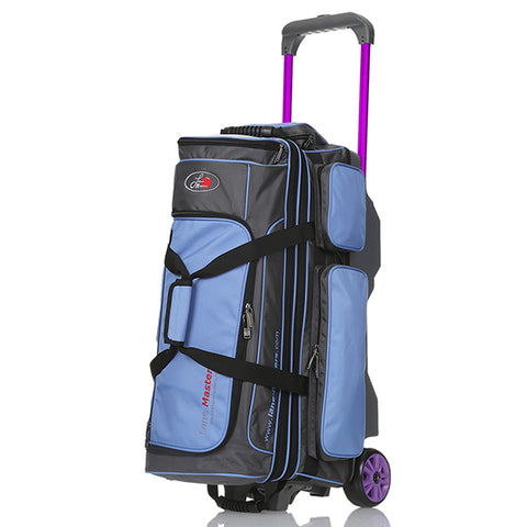 3 Ball Giant Roller Bag