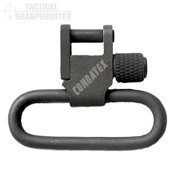 "1.25"" Parkerized Rifle Sling Swivel Set"