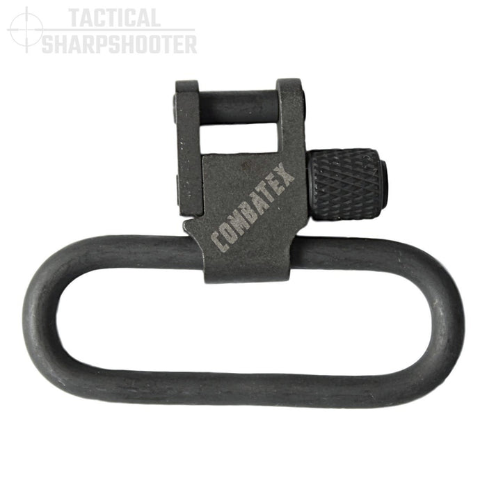 "1.50"" Parkerized Rifle Sling Swivel Set"