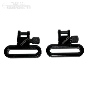 "Combatex Solid Cast Sling Swivels 1.25""-Swivels-Tactical Sharpshooter"