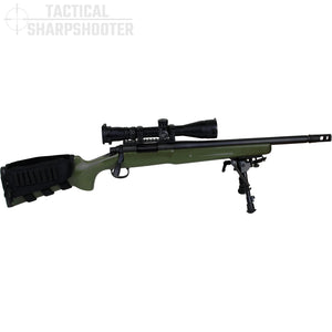 HUNTER STOCKPACK - BLACK-Stock Packs-Tactical Sharpshooter
