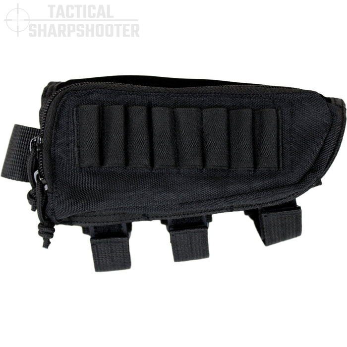 HUNTER STOCKPACK - BLACK