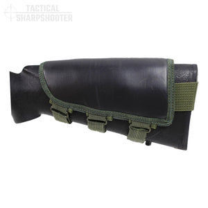 Hunter Stockpack - Green-Stock Packs-Tactical Sharpshooter