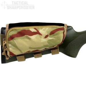 HUNTER STOCKPACK - MULTI/TAN - NO AMMO LOOPS-Stock Packs-Tactical Sharpshooter