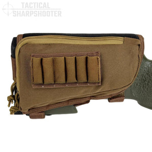 SNIPER STOCKPACK - COYOTE-Stock Packs-Tactical Sharpshooter