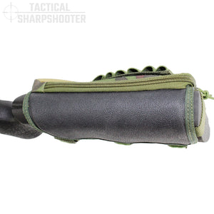 SNIPER STOCKPACK - DARK WOODLAND CAMO-Stock Packs-Tactical Sharpshooter