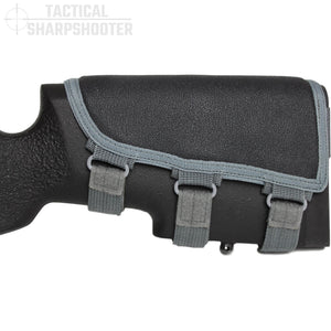 SNIPER STOCKPACK - GRAY/BLUE-Stock Packs-Tactical Sharpshooter