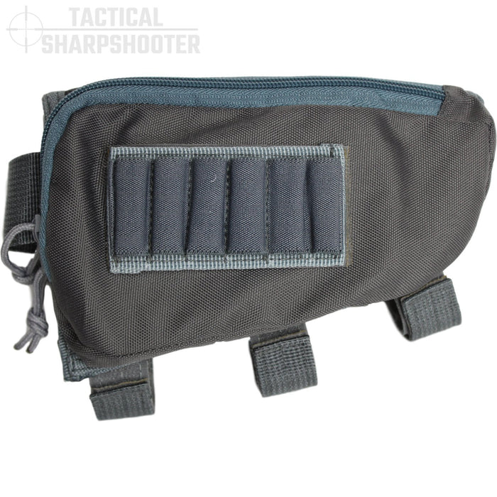 SNIPER STOCKPACK - GRAY/BLUE