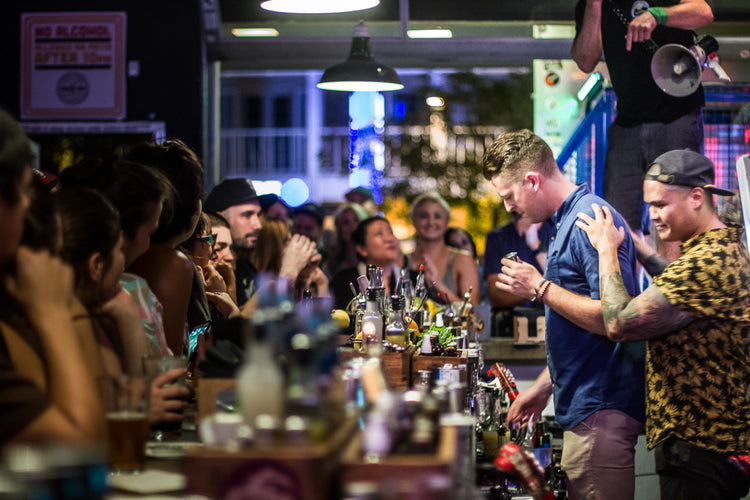 "Eleven ""Young Gun"" Bartenders to Keep in Your Sights in San Diego"