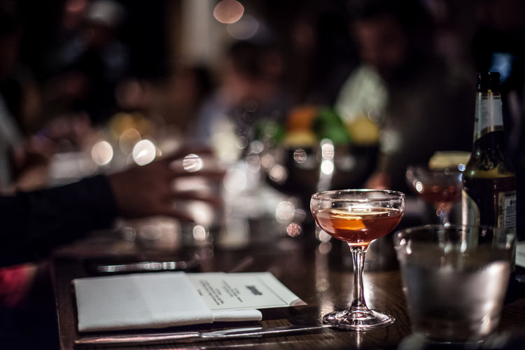 Jägermeister: The Game Master at Prepkitchen's Wild Game Supper Club