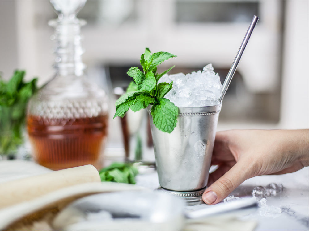 The 5 Best Bourbons for Making Mint Julep Cocktails