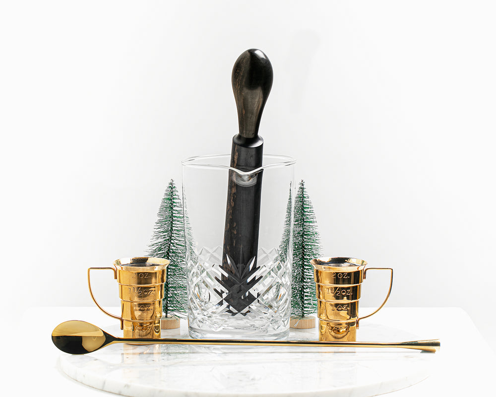 The 24K Gold Essential Cocktail Kit