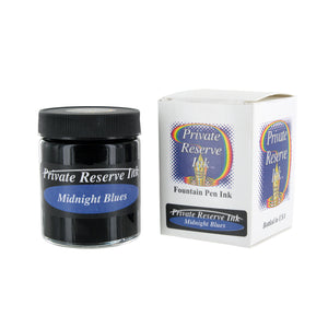 Private Reserve Fountain Pen Bottled Ink, 50ml - Midnight Blue