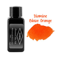 Diamine Fountain Pen Bottled Ink, 30ml - Blaze Orange