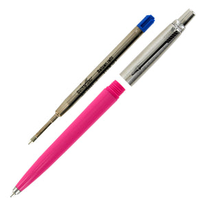 Parker Jotter 60th Anniversary Special Edition Retractable Ballpoint Pen - Pink
